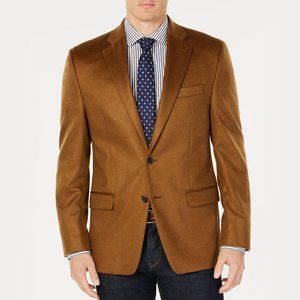 Ralph Lauren Brown Cashmere Sport Coat sz men 42 R